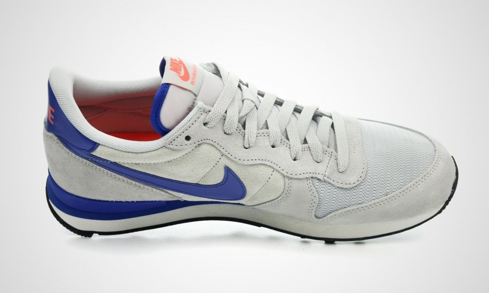 nike internationalist blauw heren